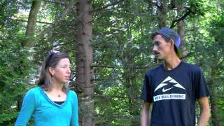 David Laney Post-2015 Ultra-Trail du Mont-Blanc Interview