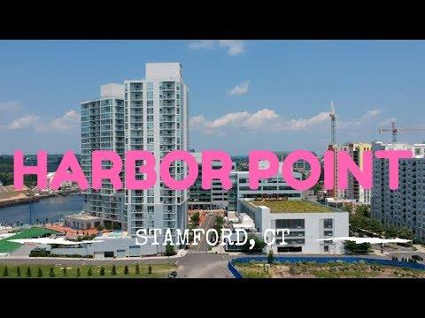 Harbor Point Aerial Tour! Stamford CT with DJI Spark
