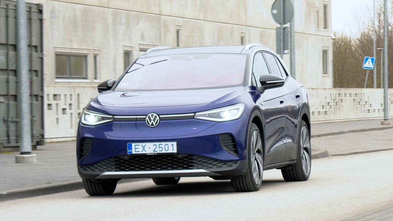 Volkswagen ID.4 - auto24.ee proovisõit