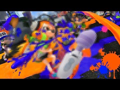 ア〇ルバ〇ブを入れながらスプラトゥーン2を実況してみた結果www