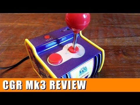 Classic Game Room - NAMCO PLUG AND PLAY review