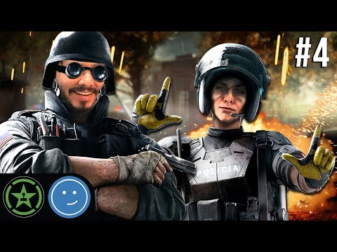 Left Mouse is Shoot! - Rainbow Six Siege: Siegetember (#4) | Let's Play