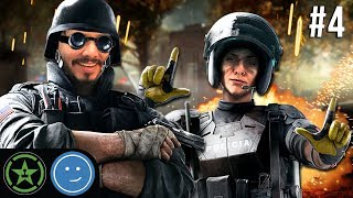 Left Mouse is Shoot! - Rainbow Six Siege: Siegetember (#4) | Let