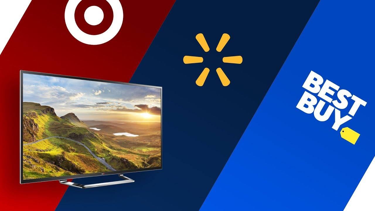 Black Friday 2019 TV Deals From Walmart, Best Buy and Target on ...