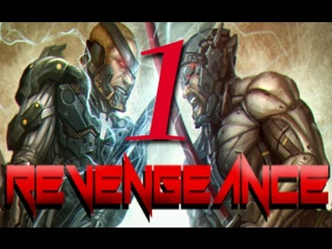 Two Best Friends Play Metal Gear Rising - Revengeance (Part 1)