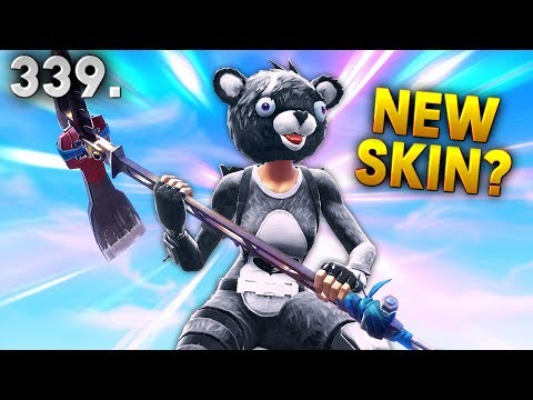 NEW UN-RELEASED SKIN..?! Fortnite Daily Best Moments Ep.339 (Fortnite Battle Royale Funny Moments)