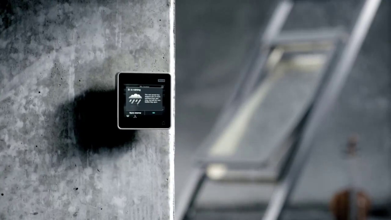 Very Regensensor | VELUX - YouTube FR53