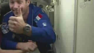 Экипаж корабля  Союз МС 03  перешел на МКС