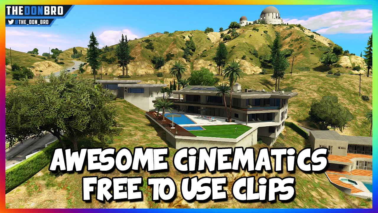 Gta  Awesome Free To Use Cinematics For Montages Free Gta Styled Outro Gta  Cinematics