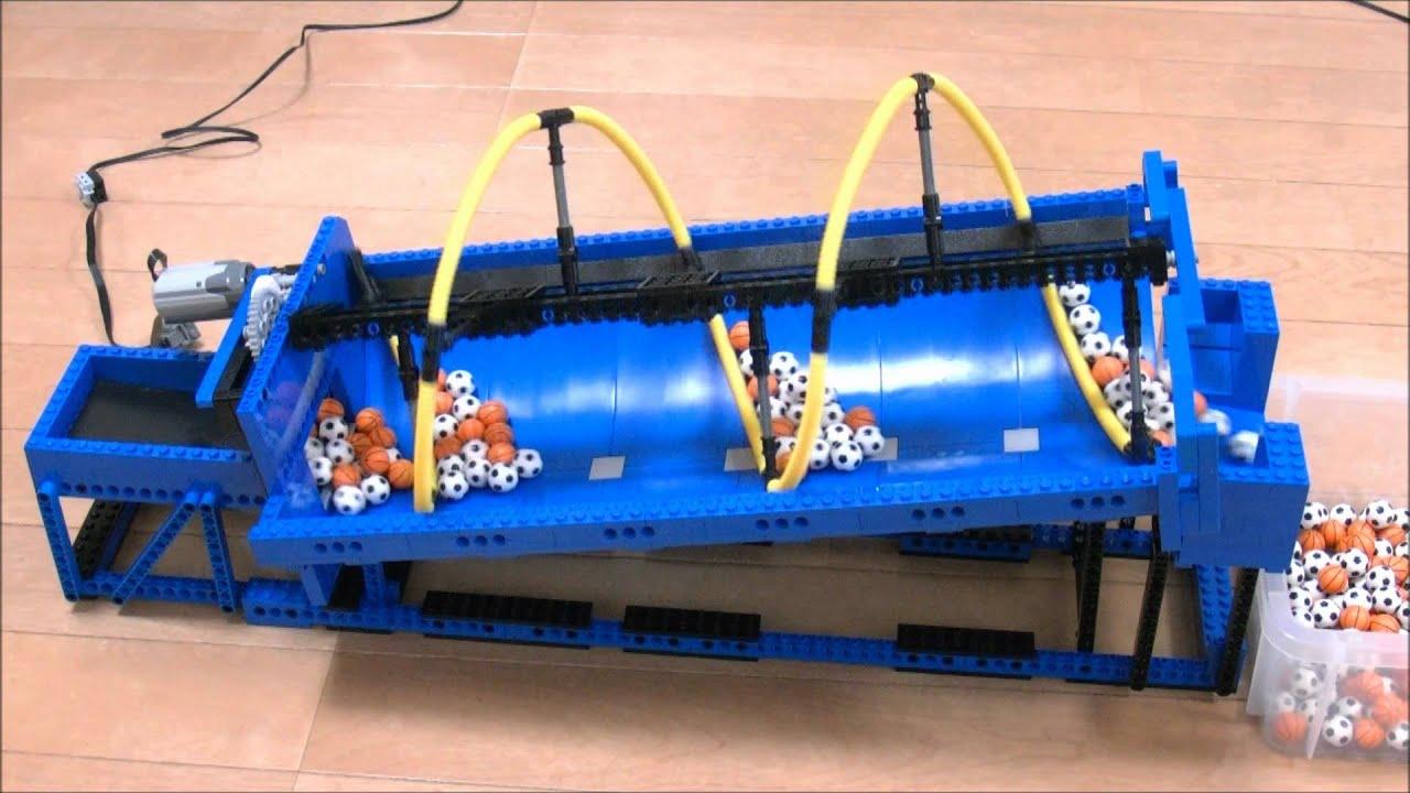 Lego Gbc Module Archimedes Screw Type2 Youtube