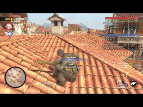 Sniper Elite 4 Team Deathmatch Ownage