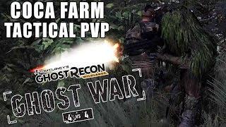 GHOST RECON WILDLANDS PVP | FORCES IN SPECIAL TACTICS & DELTAELITE TEAM UP! | GHOST WAR PVP