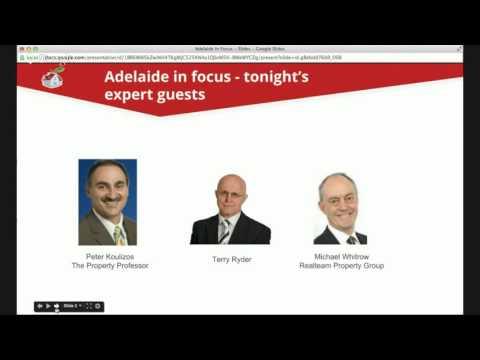 Adelaide in Focus