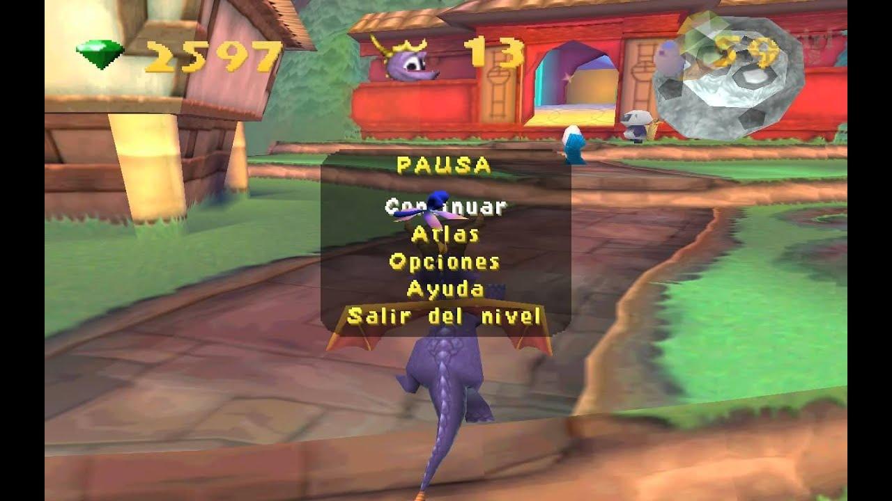 Guía Spyro 3 The Year Of The Dragon Parte 15 Por Ian