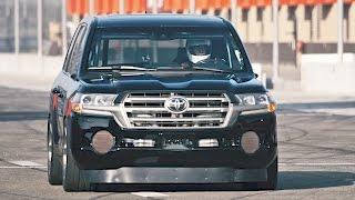 220 MPH Toyota Land Speed Cruiser