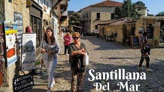 Santillana Del Mar, El pueblo más lindo de España?