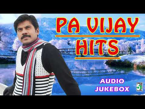 Pa Vijay Super Hit Best Collection Audio Jukebox