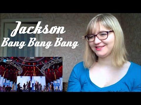 TFBOYS (Jackson) - Bang Bang Bang  Live Reaction 