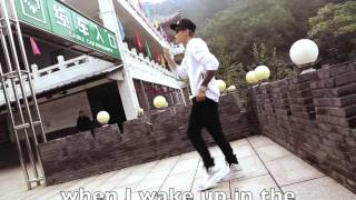 Justin Bieber - All That Matters (Great Wall Of China) (Lyrics)