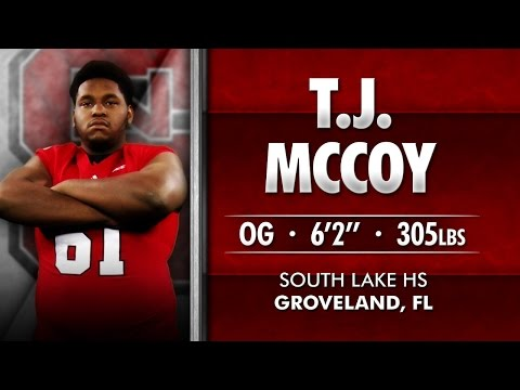 #Pack15 - TJ McCoy - OG - South Lake HS (FL)