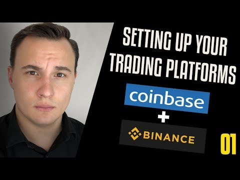 How To Trade Crypto: Buying Bitcoin/Ethereum and Setting Up Your Trading Platforms