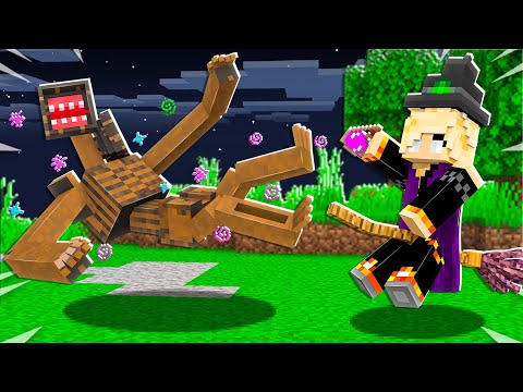 How to Prank SIREN HEAD as a Mob in Minecraft!