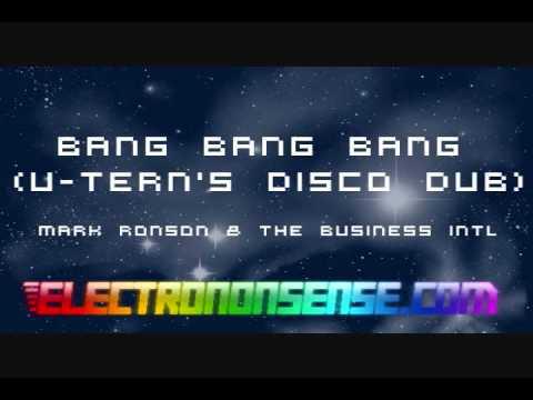 Bang Bang Bang  Uterns Disco Dub Remix