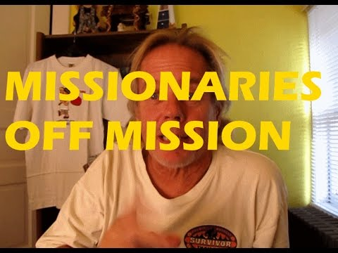 Missionaries  Billy Advice on My Negative Attitude
