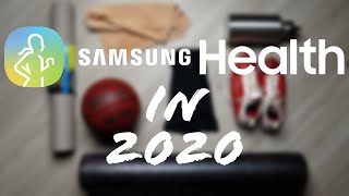The SAMSUNG HEALTH APP in 2020 | In-Depth Review/Tutorial | WHAT YOU SHOULD KNOW screenshot 1