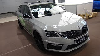 2018 Skoda Octavia RS315 Edition Abt - Exterior and Interior - Autotage Stuttgart 2017