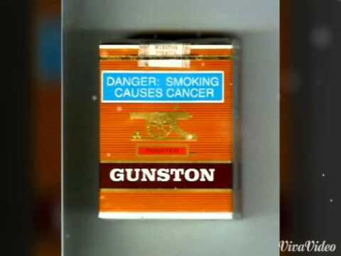 Gunston cigarette