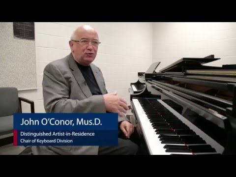 Simple Piano Scales with John O'Conor