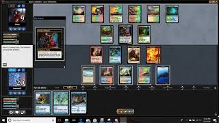 100 Card Singleton: 4CB Match Analysis vs URMoon, Jeskai Tempo, and 4CB