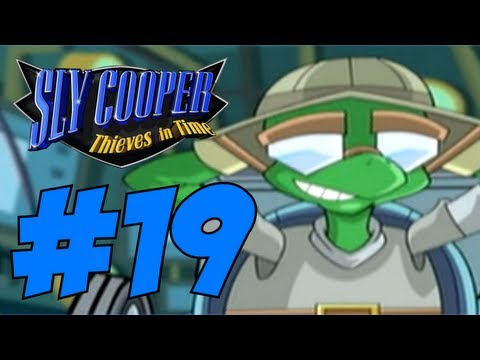 Sly Cooper: Thieves in Time | LP #19: Pum ja räiskistä!