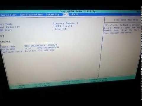 cara instal ulang laptop