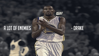 Kevin Durant NBA Mix / Got a Lot of Enemies
