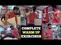 Full Body Warm Up Exercises | Warm Up Exercises Before Workout