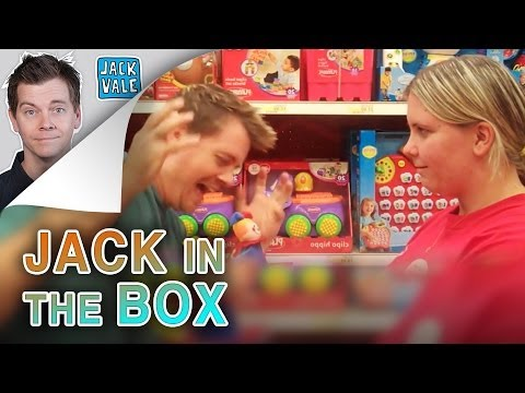 jack in the box prank youtube. Black Bedroom Furniture Sets. Home Design Ideas