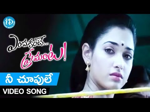 Nee Choopule Video Song | Endukante Premanta Movie | Ram | Tamannaah | G V Prakash Kumar