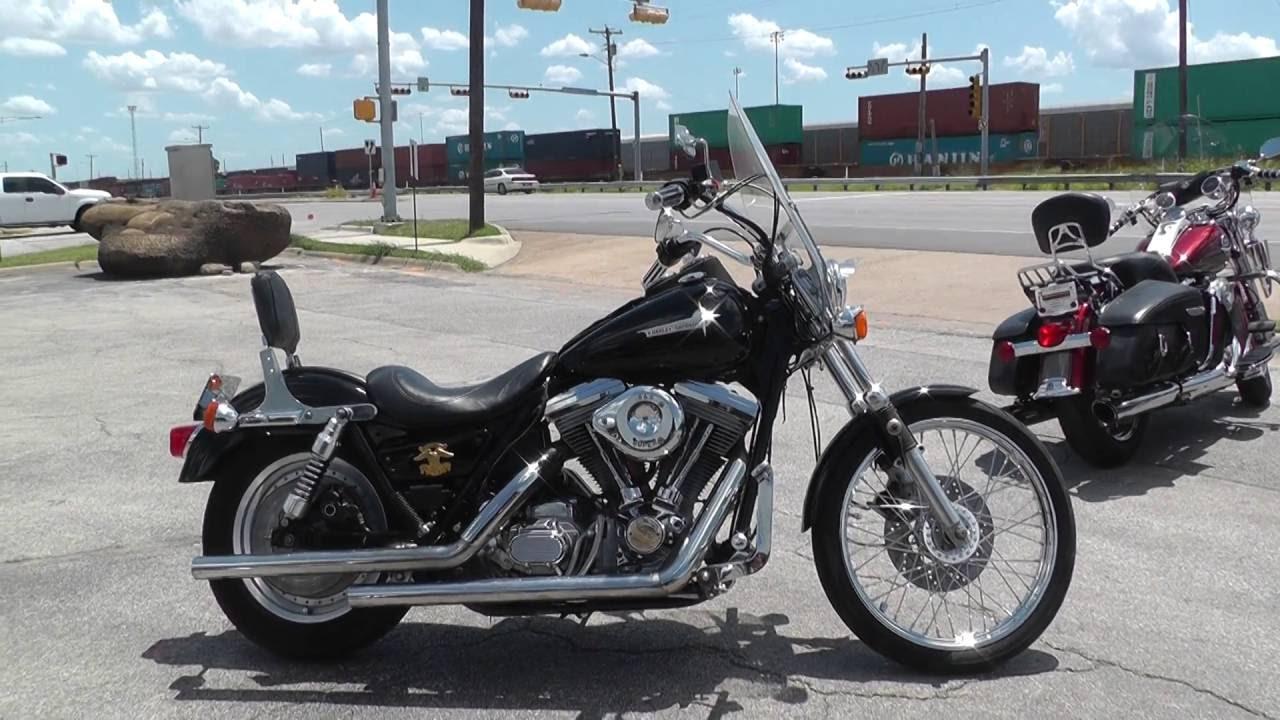 115742 - 1987 Harley Davidson FXLR - Used motorcycles for sale