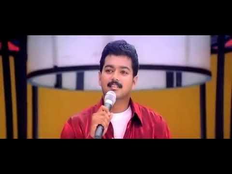 Thalapathy Vijay Love speech in vaseegara