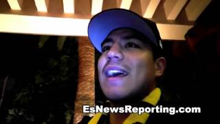 Roberto Duran Says Jessie Vargas KO's Manny Pacquiao Easy - EsNews Boxing
