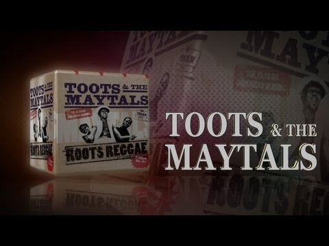 Toots & The Maytals - Roots Reggae Disc 3 - I Shall Be Free