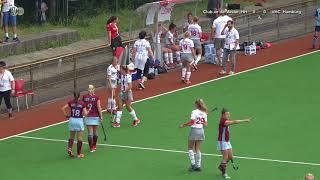 Finale Deutsche Feldhockey-Meisterschaft der Damen 2018 in Krefeld langer Beitrag