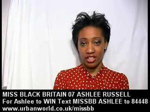 urbanworld - Miss Black Britain 07 (Ashlee)