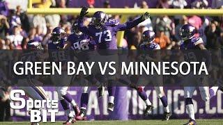 NFL Week 2 Betting Odds For Packers vs. Vikings