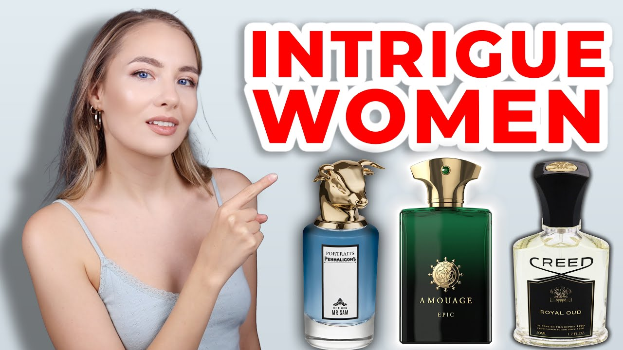 TOP 9 NICHE FALL Fragrances For Men 😍