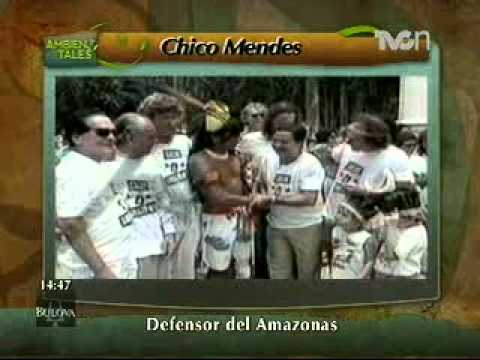 Defensor del Amazonas - Chico Mendes