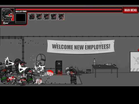 Madness Project Nexus:Hank Attack