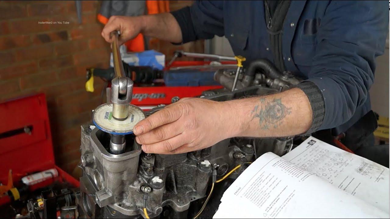 Replacing the 300tdi head gasket PART 2 refit tightening